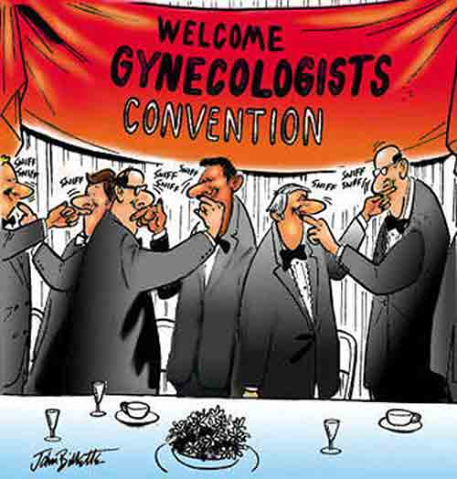 how to get a gynecologist